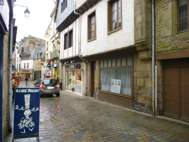 Local commercial - Auray - Emplacement n°1 - N°2144